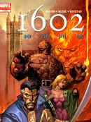 1602神奇四侠漫画