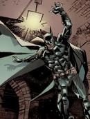 蝙蝠侠:阿卡姆骑士漫画