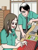 并木路高中程序设计部漫画