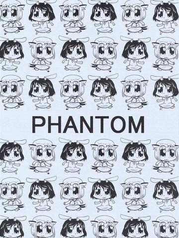 PHANTOM漫画1